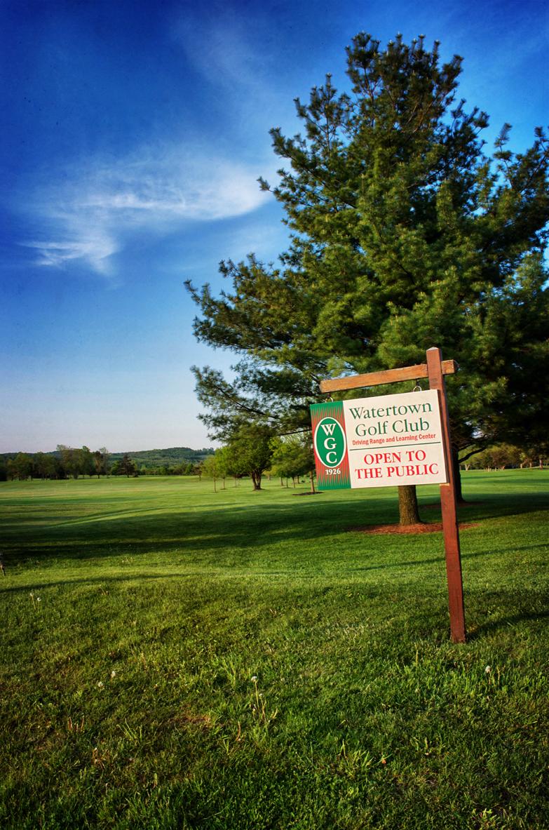 Watertown Golf